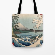 The Sea of Satta Tote Bag
