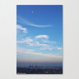 This.IS.LA Canvas Print