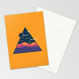 Line Scapes 11 Stationery Cards
