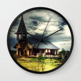 The Old Church Wall Clock