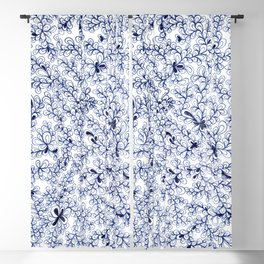Spotted Sun Orchid Too Blackout Curtain