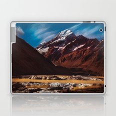 South Island Glacier Laptop & iPad Skin
