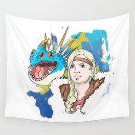 HTTYD | Astrid Wall Tapestry