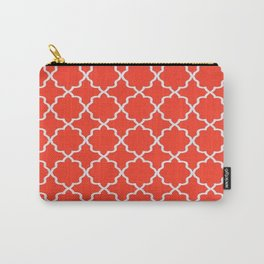 red Design Carry-All Pouch