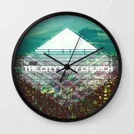 M83 - Midnight City Wall Clock