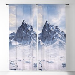 Climb Every Mountain Blackout Curtain