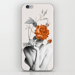 Rose 3 iPhone Skin