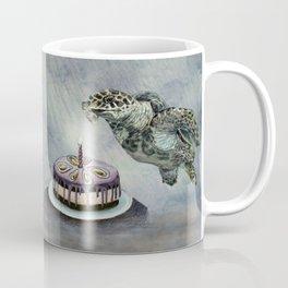 Turtle Birthday Coffee Mug