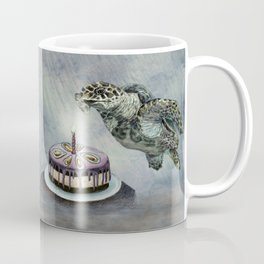 Turtle Birthday Coffee Mug