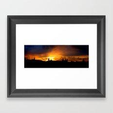 :: bamberg :: Framed Art Print