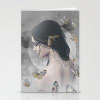 renaissance Stationery Cards featuring Renaissance by Nicolas Jamonneau