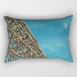 Biosphère 2 Rectangular Pillow