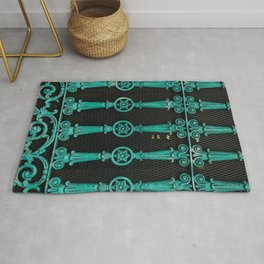 New Orleans Patina Rug