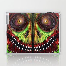 Grinning Evil Laptop & iPad Skin