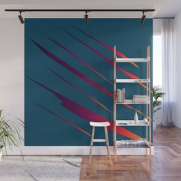 Tearing The Veil: Colors Wall Mural