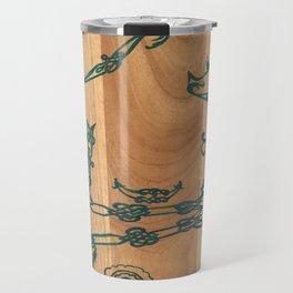 A Mother's Hope (Celtic knots zodiac) Travel Mug