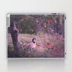 Goose in the Garden Laptop & iPad Skin
