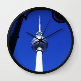 Berlin TV Tower No.3 Wall Clock