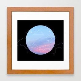 Bliss   Summer Framed Art Print