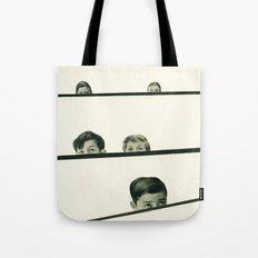 Hide and Seek Tote Bag