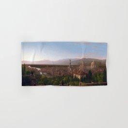 Thomas Cole View of Florence Hand & Bath Towel