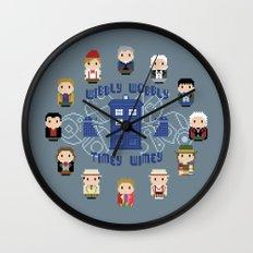 Doctor Who Wall Clock Wall Clock