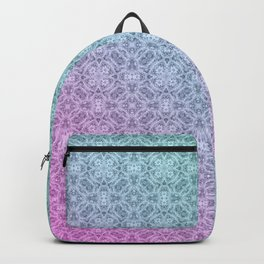 Gradient, ornament 3 Backpack