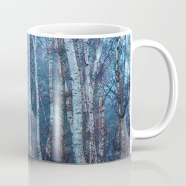 Dense Birch Coffee Mug