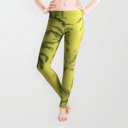 Palm Trees Desert Pattern Leggings