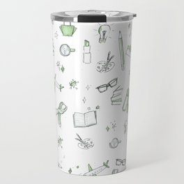 Essentials - Green Travel Mug