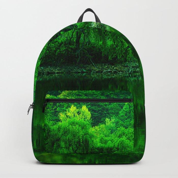 Green Radiance Backpack