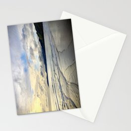 Pismo Beach, California Dramatic Ocean Sunset Stationery Cards