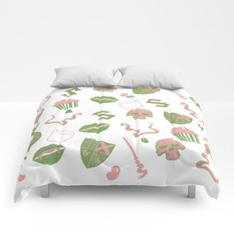 Mal-Mallow-slithering Comforters