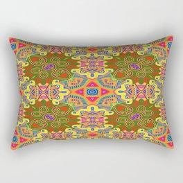 Ancients Commanding Rectangular Pillow