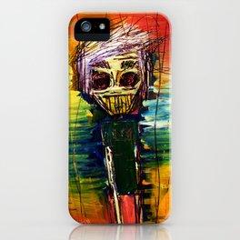 Ian McCoy iPhone Case
