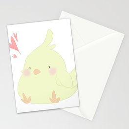 CUTE CHICKEN Stationery Cards
