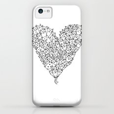 Cat Heart Slim Case iPhone 5c