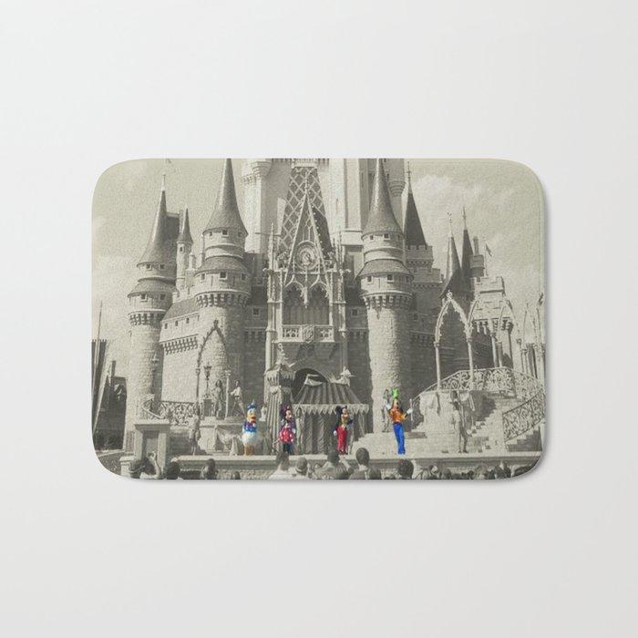 Walt Disney World Bath Mat