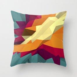SPIKE III Throw Pillow
