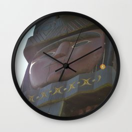 changing faces Wall Clock