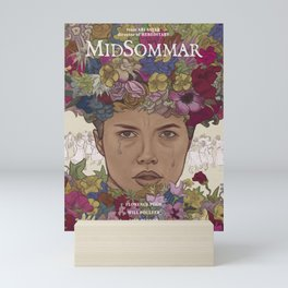 Midsommar Movie Poster Mini Art Print