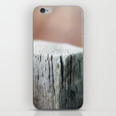 Fence Post iPhone & iPod Skin