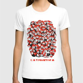 CATHARTIKA (red) T-shirt