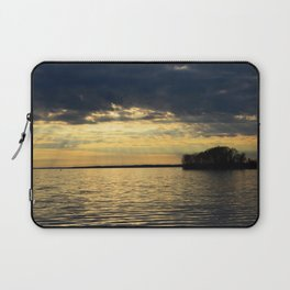 Before The Storm Laptop Sleeve