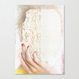 Faceless No.5 Canvas Print