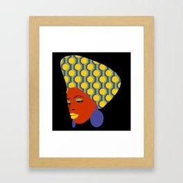 Africa III Framed Art Print