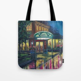 Reflections of Paris Tote Bag