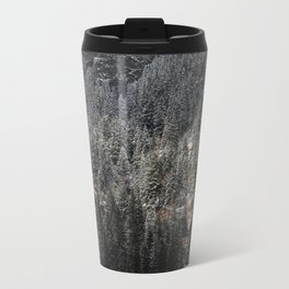 Powdered Mountain Travel Mug