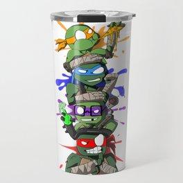 Ninja bros Travel Mug