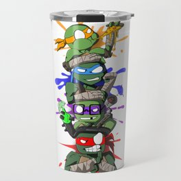 Ninja bros Travel Mug